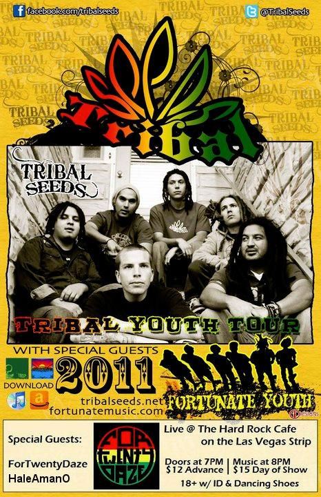 Tribal Seeds-Fortunate Youth
