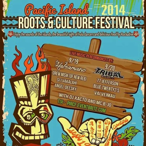 Pacific Island Roots & Culture Festival